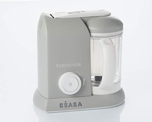 BEABA(ベアバ) ベビークック 離乳食メーカー/グレー