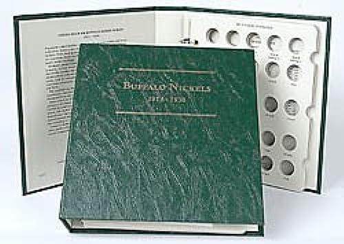 increíbles descuentos Littleton Buffalo Nickels 1913-1938 Album LCA22 by Littleton Littleton Littleton  los nuevos estilos calientes