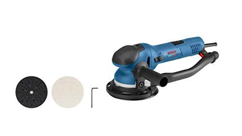 Bosch Professional Exzenterschleifer GET 75-150 (750 W, Schleifteller-Ø: 150 mm, im Karton)