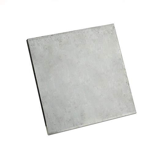 SQINAA Hoja Titanio Metal De Titanio Ti Titan GR4 Placa para