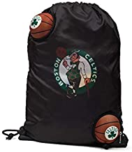 Officially Licensed NBA Boston Celtics Ball to Drawstring Bag
