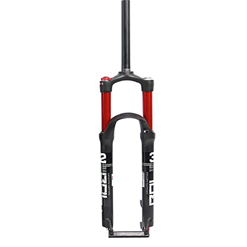 Bicycle 26 27.5 29 Pollici MTB. Bike Spalla Forchetta, Alloy in Lega di Alluminio Doppia Air Damer Fork Mountain Supension Fork Forcella Mountain Bike Forks (Color : 29INCH)