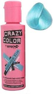 crazy color temporary hair color bubblegum blue