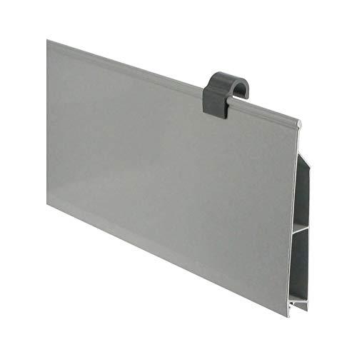 Habillage latéral - Pour côté de tiroir : 300 mm - Décor : Blanc - HARN