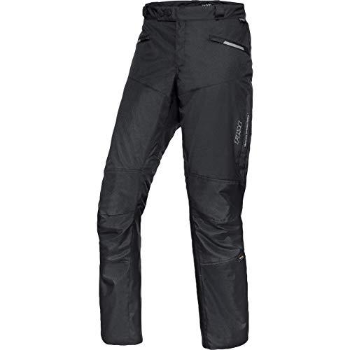 FLM Pantalones de motorista Touren 4.0, para hombre, Tourer, para todo el año, poliamida Negro XL corto