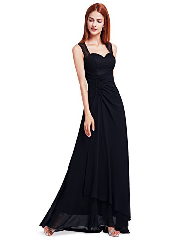 Ever-Pretty Womens Sleeveless Long Mother of The Bride Dress 14 US Dark...
