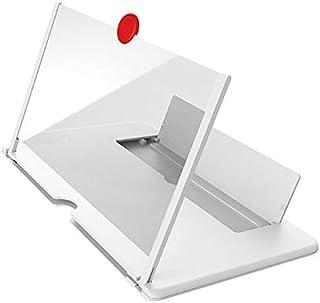 3D Phone Screen Magnifier Amplifier Folding Design HD Video Magnifying Glass Watch 3d Movies Game Smartphone Bracket Holde...