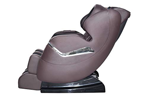 Bodyfriend Leather Modern Chair , Brown