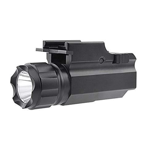 eSpot タクティカルライト ウエポンライト 20mmレイル エアガン マウント CREE XLamp LED搭載 (M&P 9対応) EP10
