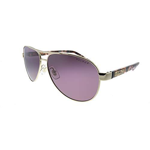 Ralph RA4004 - Gafas de sol unisex Shiny Pale Gold 59 cm