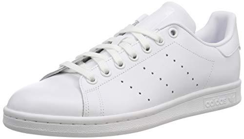 Adidas Stan Smith Scarpe Low-Top, Uomo, Bianco, 42