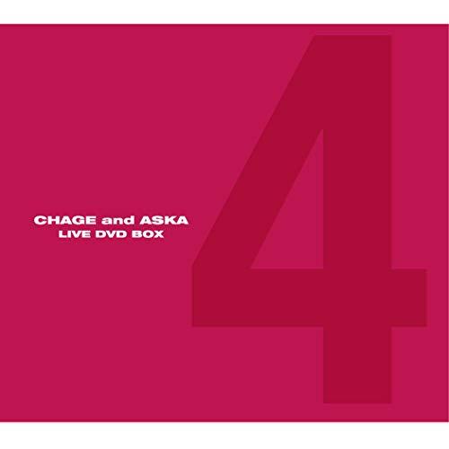 CHAGE AND ASKA LIVE DVD BOX 4 [DVD]