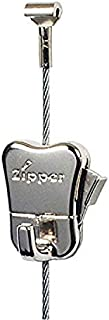 STAS Zipper Hook + Steel Cable with Cobra- Packet of 4