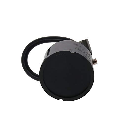Othmro Compresor protector de sobrecarga térmica para refrigerador, 1/4 HP 180 W,...