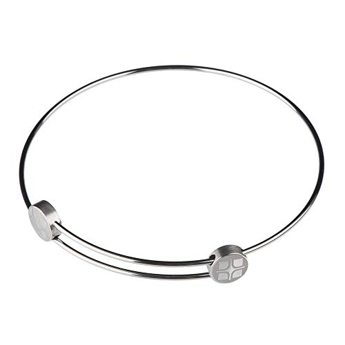 Ernstes Design Armreif Edelstahl A200 Armband