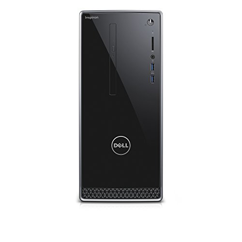 Dell Inspiron i3650-3756SLV Desktop (Intel Core...