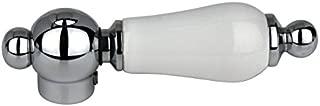Kingston Brass KBH1601PL Cold and Hot Handle For KB1601PL, Polished Chrome