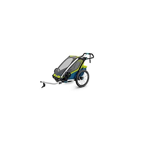 Amazing Deal Thule Unisex Baby 1 Chariot Sport 1, 0872299042883, Green, One Size