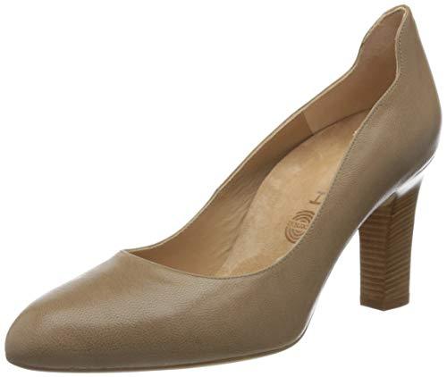 Unisa Ulisa_gcr, Zapatos Tacón Mujer, Marrón Funghi