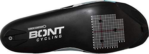 BONTRiotRoad+BOAサイクリングシューズユーロ40パールホワイト/ブラック