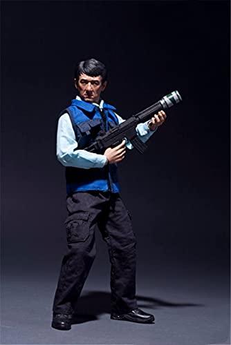 Action Figure Retired Soldier Model Toys, 1/6 Soldier Model PVC Modell Puppe Geschenk Für Fotografie, Hobby und Sammlung