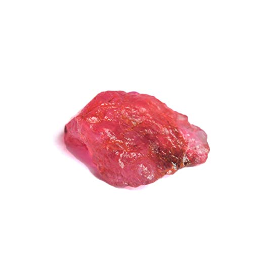 Rare Red Ruby Healing Crystal 9.50 Ct Natural Raw Lapidary Cabbing Rough Ruby Gemstone