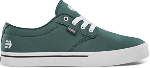 Etnies Skateboard Schuhe Jameson 2 Eco Dark Green Shoes, Schuhgrösse:47
