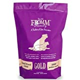 Fromm Family Foods 727531 15 Lb Gold Small Breed Adult Dog Food (1 Pack), One Size