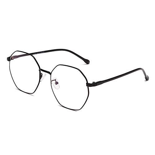 XWGlory Optische Gläser Metallbrillen Klare Gläser
