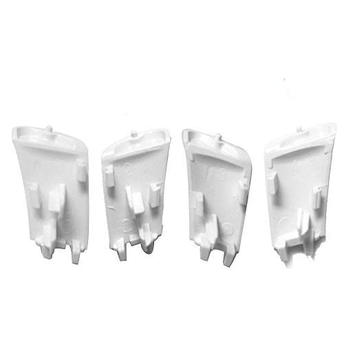 Landing Gear Legs Decorative Cap Antenna Cover for DJI Phantom 4 Repair Spare Service Part (4PCS)