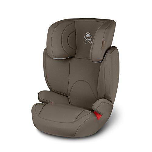 YoungSmile 4 estaciones, para ni/ños de hasta 4 a/ños, modelo a partir de 2016 negro Negro Funda para asiento de coche