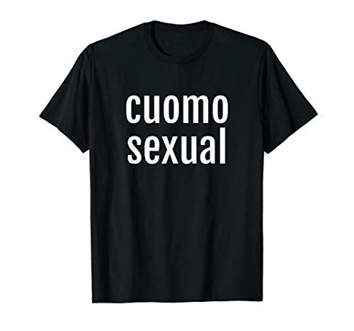 Love Andrew Cuomo Sexual Cuomosexual T-Shirt
