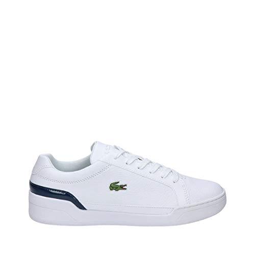 Lacoste Challenge Wit/Navy - Heren Sneaker - 39SMA0072-042 - Maat 40
