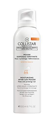 Collistar Mousse Doposole Idratante| Mousse Viso e...
