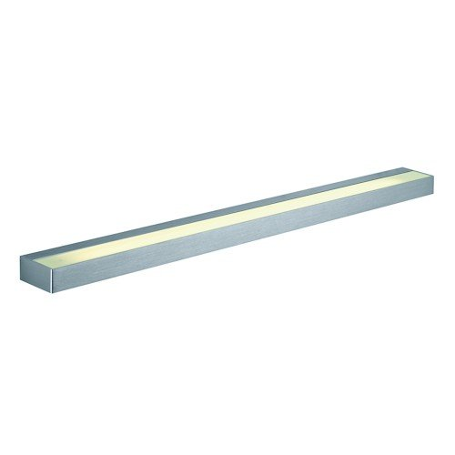 LED Wandleuchte SEDO LED 21, eckig, 22W, SMD LED, 3000K, Glas satiniert, alu gebürstet EEK: A++ - A