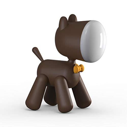 Lámpara de Escritorio Protección de los ojos del perrito de LED lámpara...