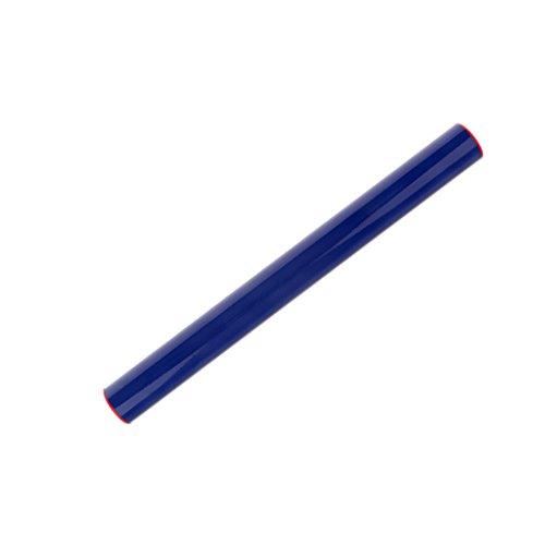 Generic ABS Plastik Staffelstab, Staffelholz für Leichtathletik - Blau, 30 x 3,2 cm (L x D)