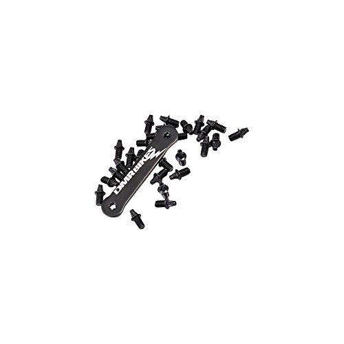 DMR Vault Pedale Moto X Flippin Kit schwarz 2020 Pedalriemen