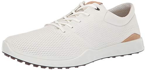 ECCO Herren Golf S- Lite Golfschuhe, Weiß (Blanco 15190401007), 44 EU