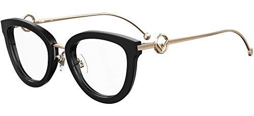 FENDI Occhiale da vista confezione originale garanzia Italia FF 0417 807