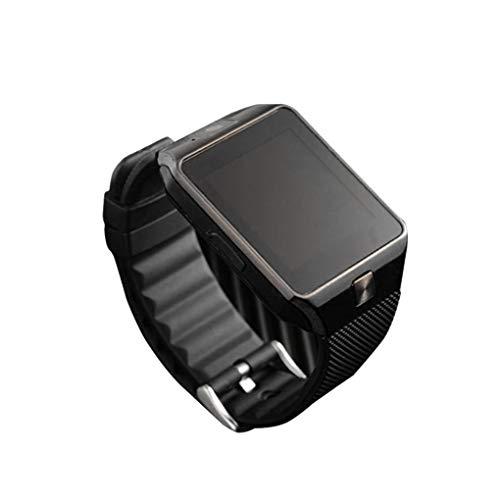 Busirde DZ09 4 cm (1,57 Zoll) Bluetooth-Smartwatches, Touchscreen, Bluetooth-Uhr mit mehreren Sprachen Touchscreen, Armbanduhr