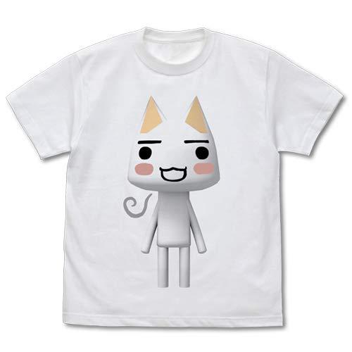 どこでもいっしょ トロため息 Tシャツ ホワイト Mサイズ