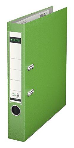 Leitz 10155050 Qualitäts-Ordner (A4, 2-fach-Lochung) hellgrün