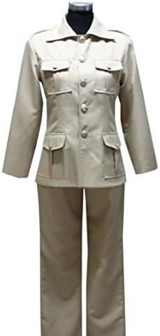 Dreamcosplay Anime Hetalia: Axis New arrival Greece Uniform Max 78% OFF Powers Military