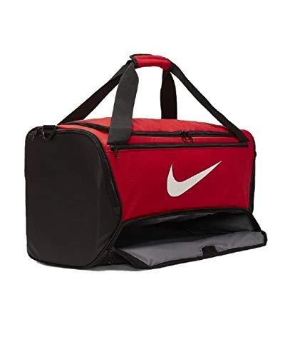 Nike Brasilia M Training Sporttasche Tasche (one Size, red)