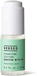 Versed Hyaluronic Acid Serum 0.5 Fl. Oz ! Hydrolyzed Hyaluronic Acid For Face! Moisturize And Hydrate Dry Skin! Cruelty Fr...