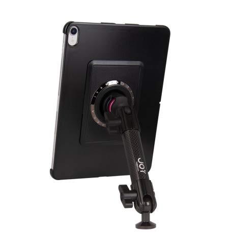 The Joy Factory MMA7001 houder met statief voor iPad Pro 11 koolstofvezel