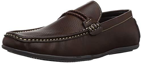 BATA Men Murphy Brown Loafers-10 UK (8514229)