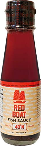 RED BOAT Fischsauce, 6er Pack (6 x 100 ml)