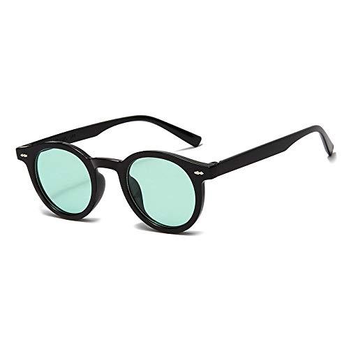 Gafas de Sol Gafas De Sol para Mujer Gafas De Sol para Hombre Gafas De Sol Vintage Gafas De Diseñador De Lujo Gafas con Montura Redonda 5